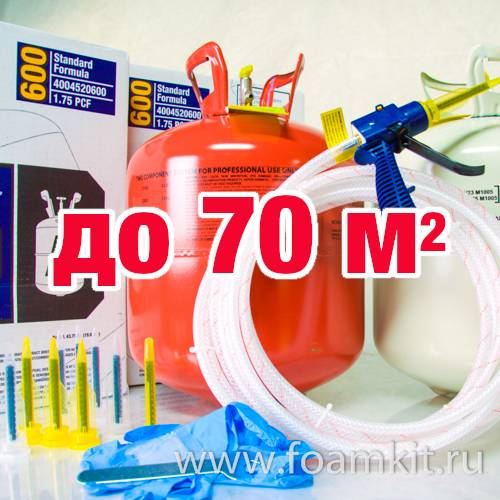 Комплект Touch'n Seal Foam Kit 600