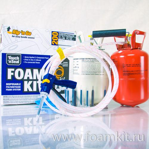 Комплект Touch'n Seal Foam Kit 200 SR (30 кг/м3)