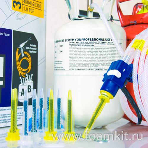 Комплект Touch'n Seal Foam Kit 300 (20 кг/м3)