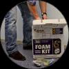Как подобрать установки Foam Kit и рассчитать стоимость утепления?